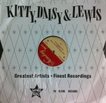 10inch - Kitty, Daisy & Lewis - Messing With My Life