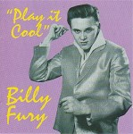 CD - Billy Fury - Play It Cool