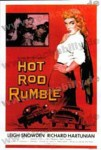 Poster DIN A3 - Hot Rod Rumble