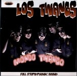 "10inch - Los Twangs - Mondo Twango! 10"" + CD - Carpeta Gatefold!"