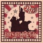 CD - Danny And The Wonderbras - Rockabilly Party