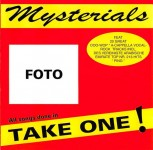CD - Mysterials - Take One