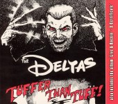 CD - Deltas - Tuffer Than Tuff