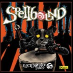 Single - Spellbound - Earthquake Files No. 5 - Gold Vinyl