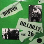 LP - VA - Boppin Hillbilly Vol. 26
