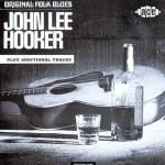 CD - John Lee Hooker - Original Folk Blues Of