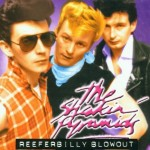 CD - Shakin' Pyramids - Reeferbilly Blowout