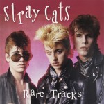 LP - Stray Cats - Rare Tracks