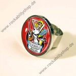 Ring - Mitch O'Connell - Rockabilly Engel