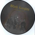 10inch - Black Knights - Old Rock Boogie