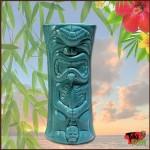 Tiki Mug - Lil' Ku Ka-ili-Moku Tiki Mug, Emerald Green