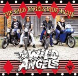 CD - Wild Angels - The Wild Angels Ride Again