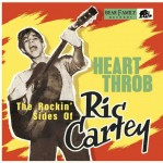 10inch - Ric Cartey - Heart Throb - The Rockin' Sides Of Ric Cartey
