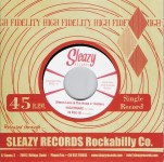 Single - Almon Loos & The Hoop n' Hollers - Nightmare / Is You Is / Hypnotized /Liar