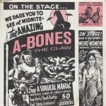 Single - A-Bones - The Claw, Spooks A Poppin Theme