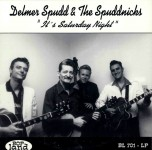 10inch - Delmer Spudd and the Spuddnicks - It's Saturday Night