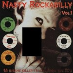LP - VA - Nasty Rockabilly Vol. 1