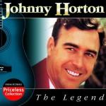 CD - Johnny Horton - The Legend