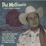 10inch - Pat McGinnis & His Three Stars - Singin' For You