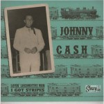 Single - Johnny Cash - Lovin' Locomotive Man