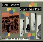 LP - Hal Peters - Rockin' The Country