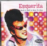 CD - Esquerita - Rock 'n' Roll Is Here To Stay