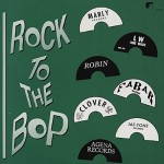 LP - VA - Rock To The Bop