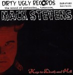 Single - VA - Mack Stevens: The Keys To Death And Hell, Whitey Mack & his Booze Hounds: Bullets Are Cheap