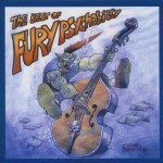 CD - VA - The Best Of Fury Psychobilly