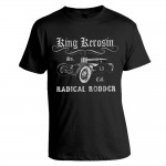 T-Shirt King Kerosin Vintage T-shirt  - Radical Rodder