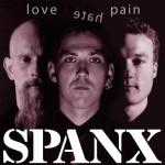 CD - Spanx - Love Hate Pain