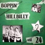 LP - VA - Boppin Hillbilly Vol. 24