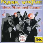 CD - Frank Virtue - Hop Skip And Jump
