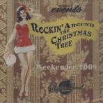 CD - VA - Rockin' Around The Christmas Tree Weekender 2009