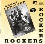 CD - VA - Early Canadian Rockers Vol. 1