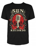 T-shirt Steady - Sun Records Good Ol' Rockabilly Music XXL