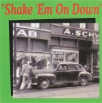 CD - VA - Shake' Em On Down Vol. 1