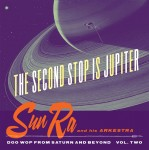 CD - Sun Ra - Second Stop Is Jupiter