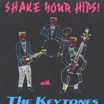 CD - Keytones - Shake Your Hips