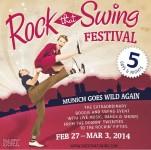 CD - VA - Rock That Swing 2014