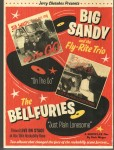 DVD - VA - Big Sandy vs. Bellfuries