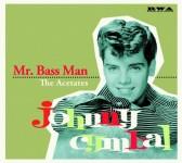 CD - Johnny Cymbal - Mr. Bass Man - The Acetates