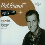 CD - Pat Boone - Rock'n'Roll Legend