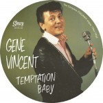10inch - Gene Vincent - Temptation Baby - Complete Columbia Singles