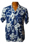 Hawaii - Shirt - Waikiki Blue