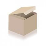 Gürtelschnalle - Microphone Rock Music Blue Enamel