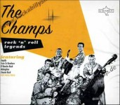 CD - Champs - Rock'n'Roll Legends