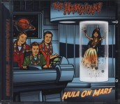 CD - Hawaiians - Hula On Mars