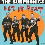 CD - Surphonics - Let It Beat