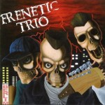 CD - Frenetic Trio - Frenetic Trio